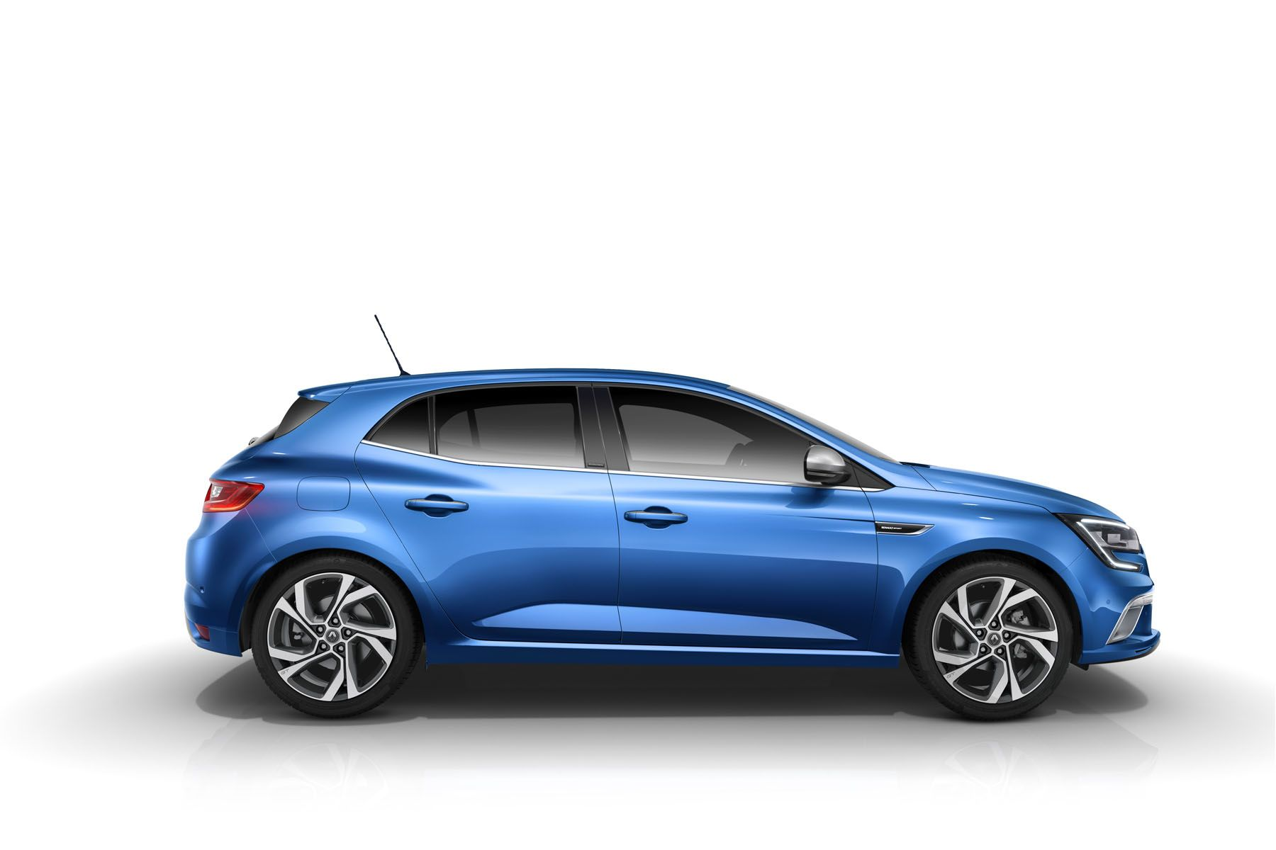 New Renault Megane Gt C Renault Marketing 3d Commerce New