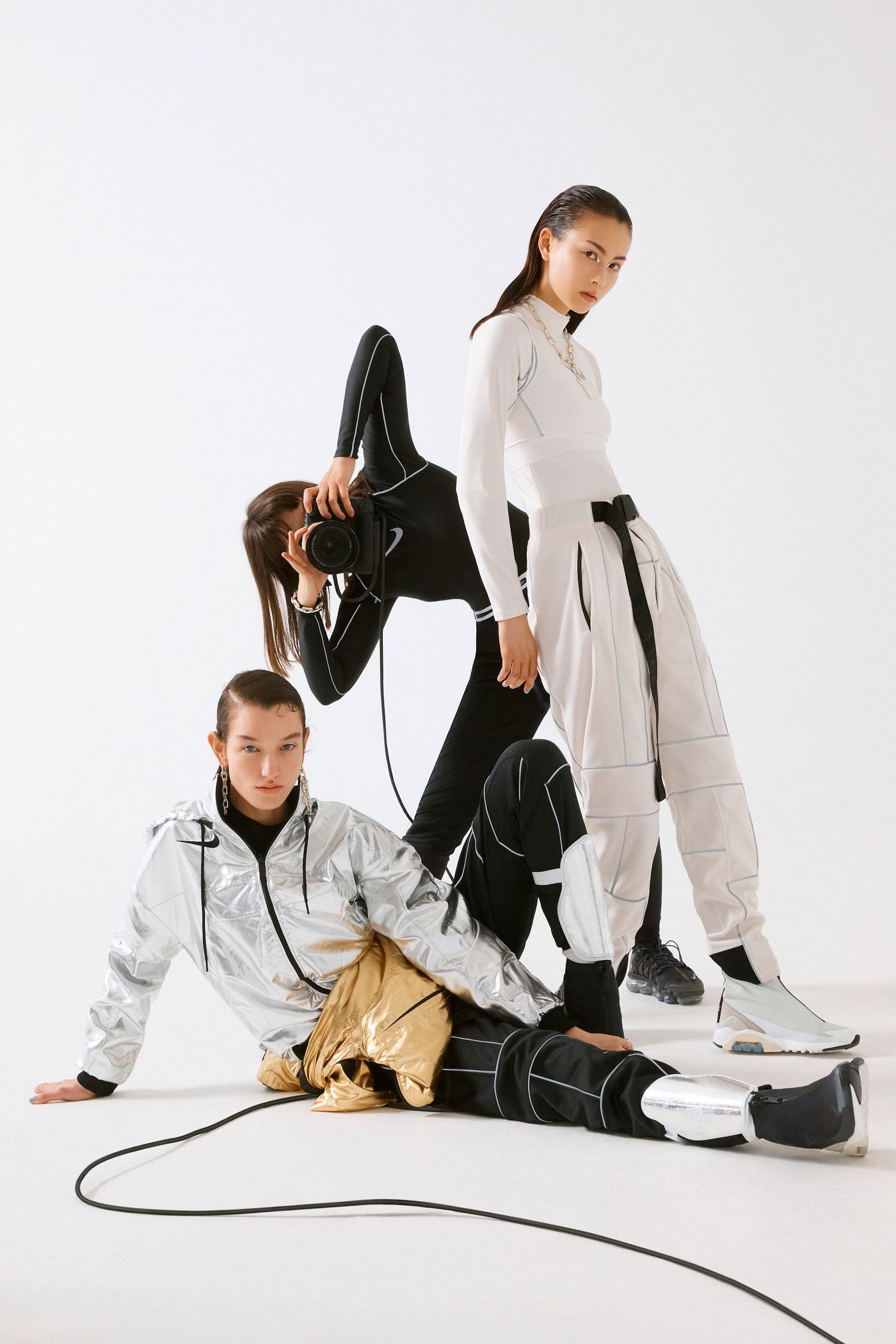 An Official Look at AMBUSH's Nike Collaboration is part of Sneakers fashion outfits - An Official Look at AMBUSH's Nike Collaboration Featuring the best look yet at the Air Max 180