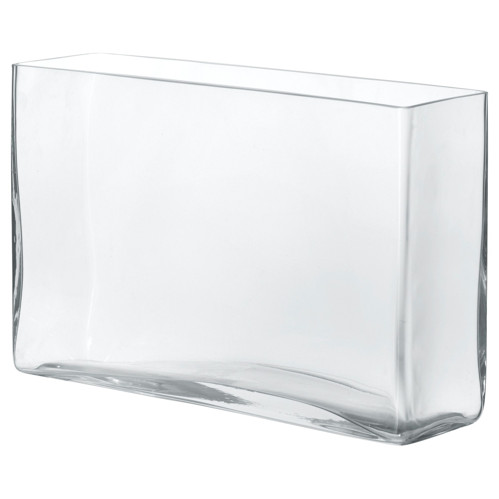 rektangel vase klarglas jetzt bestellen unter. Black Bedroom Furniture Sets. Home Design Ideas