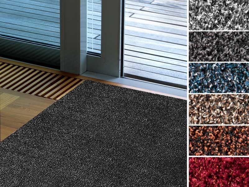 Waschbare Schmutzfangmatte Aus Baumwolle Schutzmatten Com Sauberlaufmatten Teppich Stufenmatten
