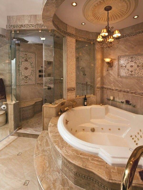 Luxurius Jacuzzi Bathtub