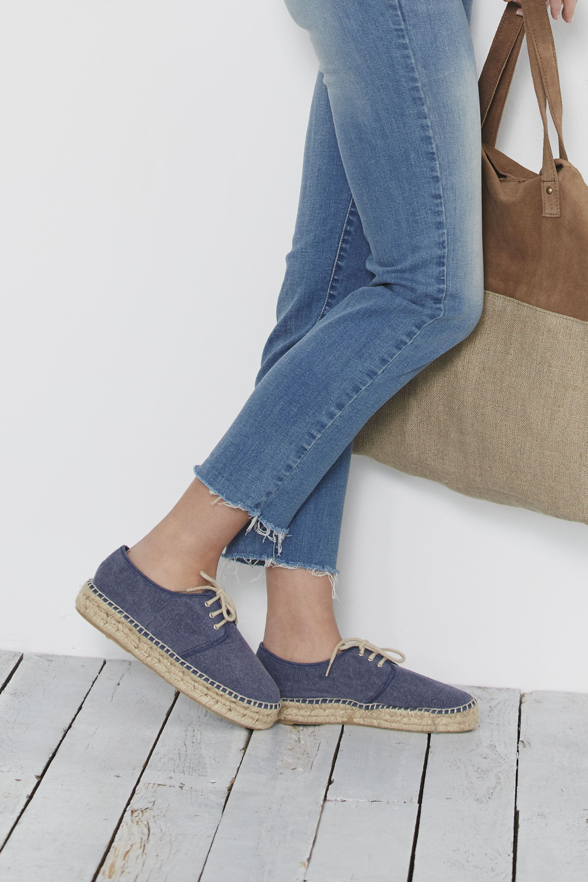194a4899 alpargata plataforma yute denim | · Clothes/Accessories/Shoes ...
