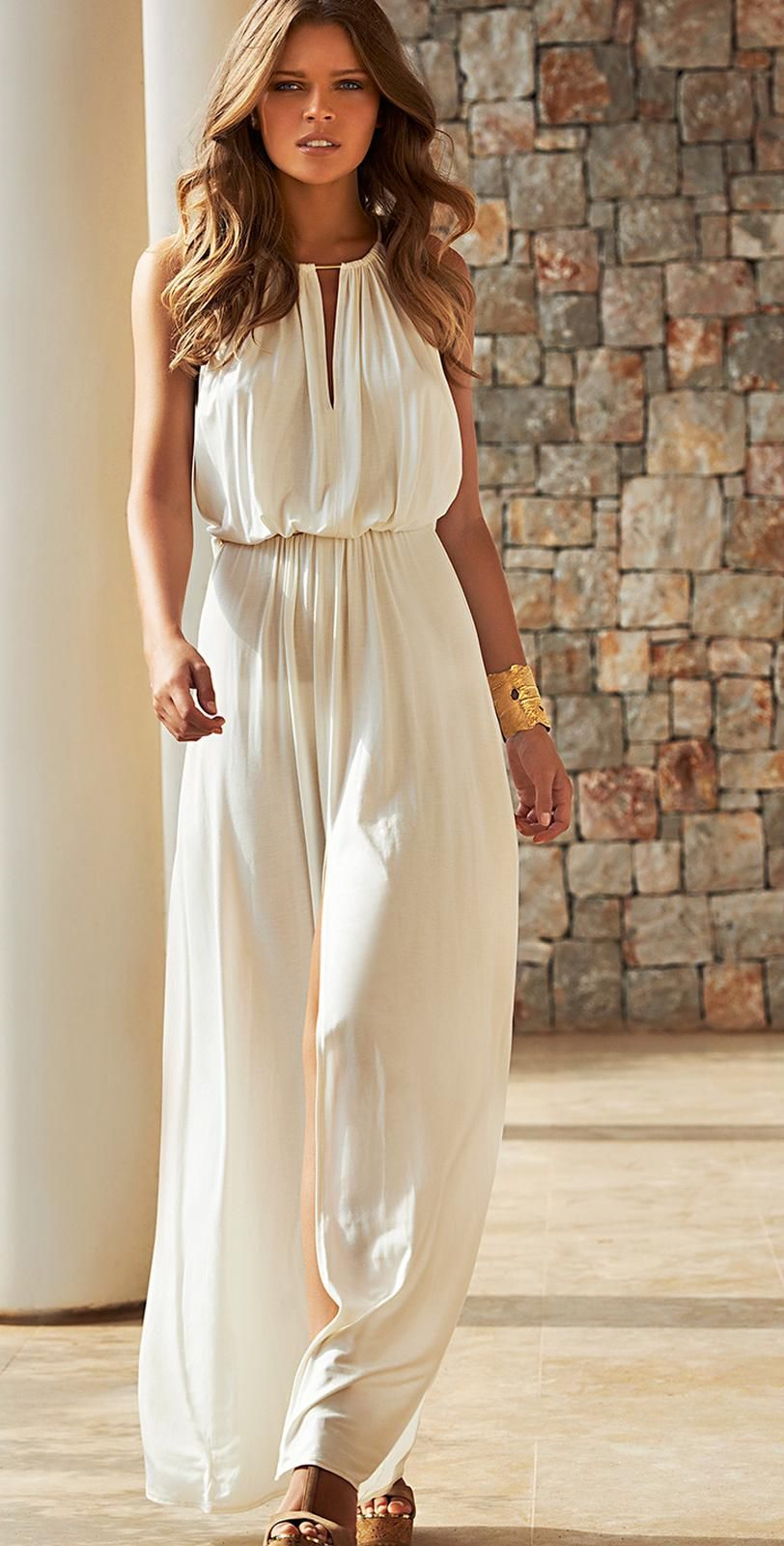 1000  images about Vestidos on Pinterest - Wedding- Maxi dresses ...