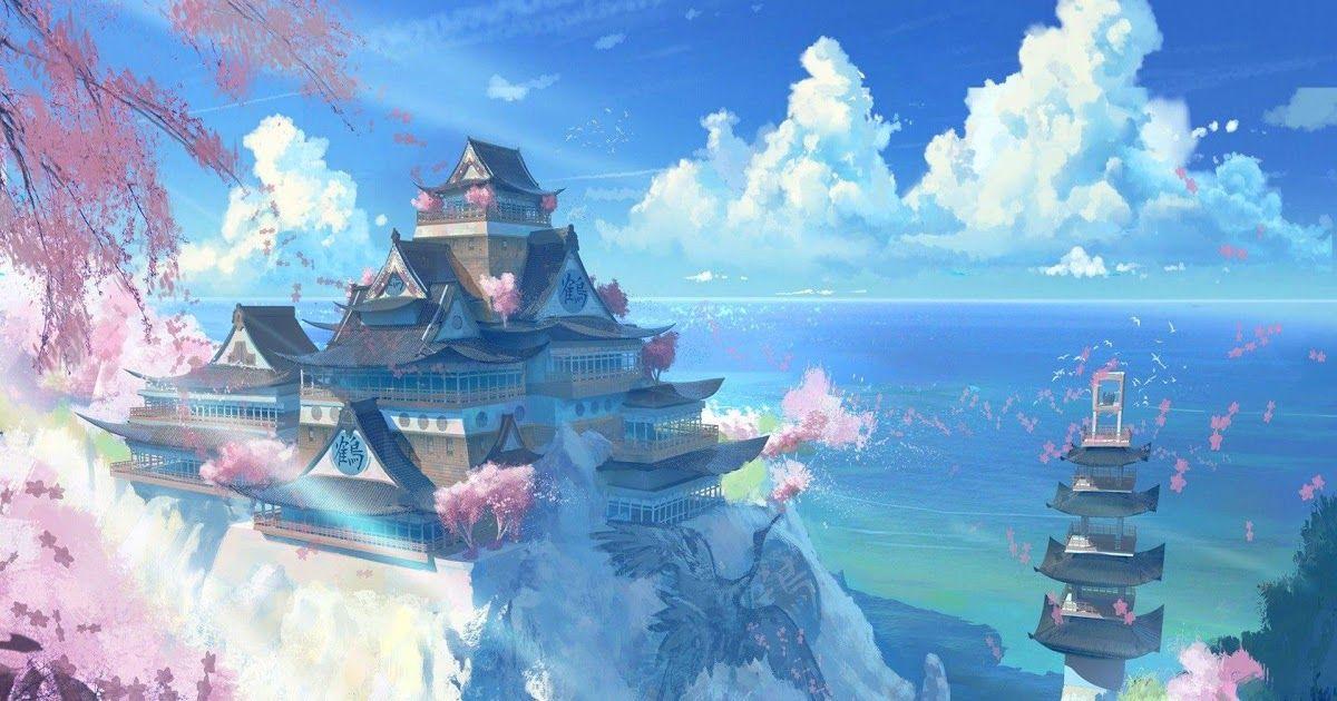 29 Beautiful Anime Wallpaper Desktop Di 2020 Manga Seni Konsep Seni