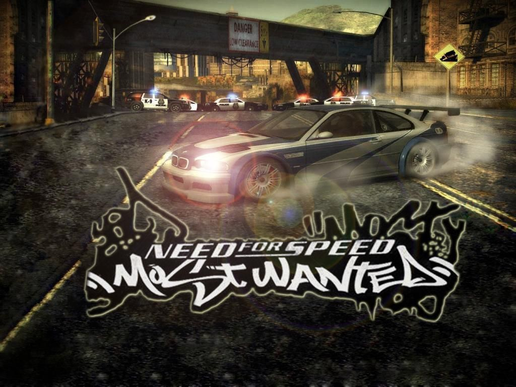 Need For Speed Most Wanted Wallpapers Hd