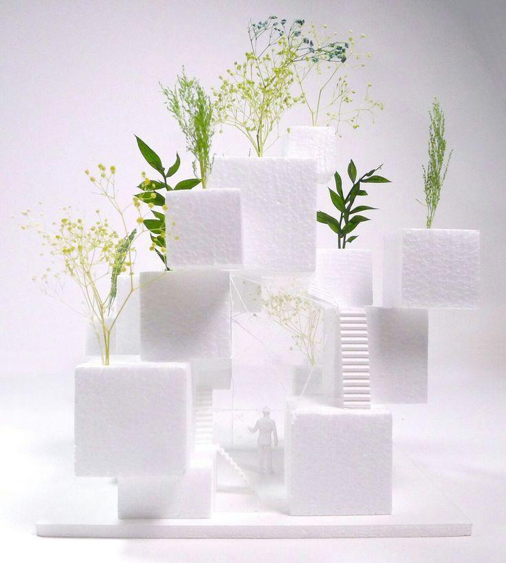 Image result for fujimoto flowers model trees japanese ...