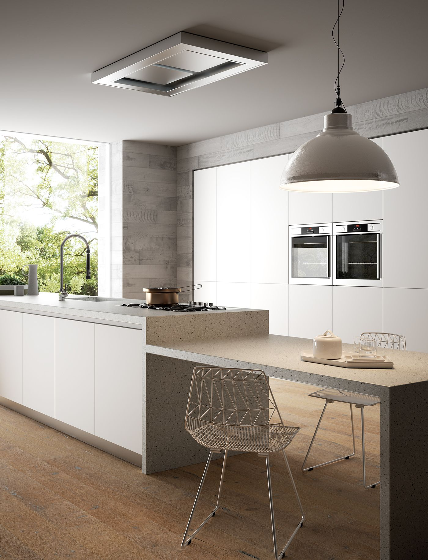 Variety Of Modern And Minimalist Kitchen Design Ideas Which Looks