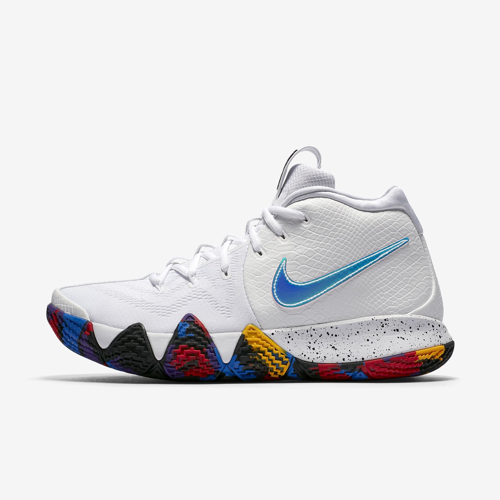 premium selection 40d5b 2faf9 Kyrie 4 The Moment Basketball Shoe