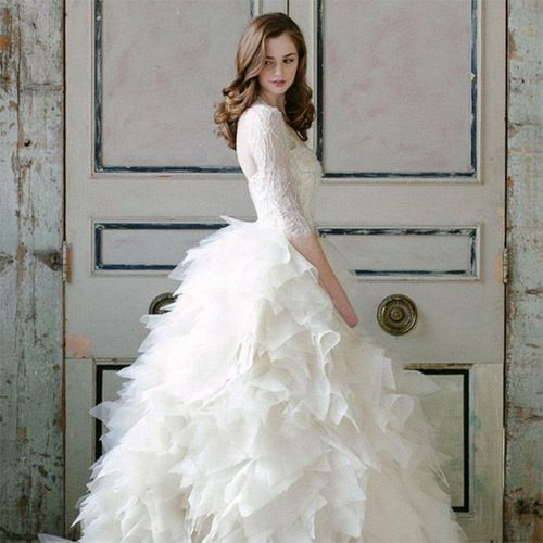 The Wedding Dress Style Guide All Brides Need | Wedding dress and ...