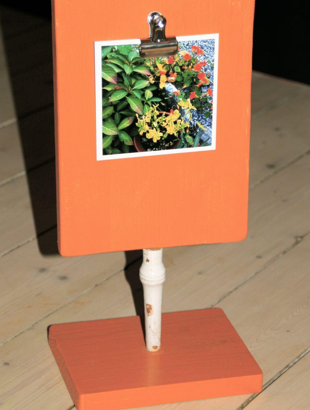 PARCMONCEAU - DIY - photo/card holder