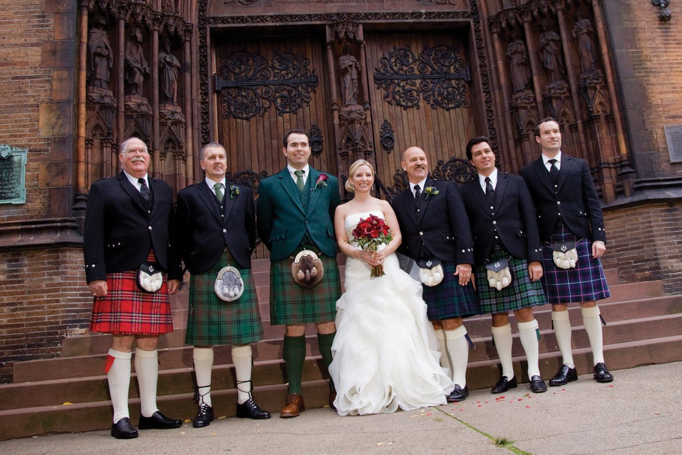 Scottish Wedding Traditions Scottish Wedding Traditions Manhattan Wedding Traditional Wedding