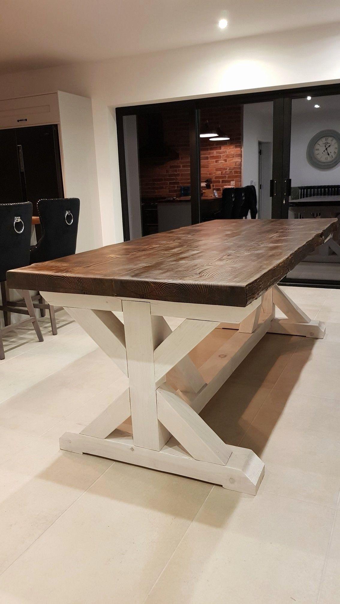 39+ Building a farmhouse table model