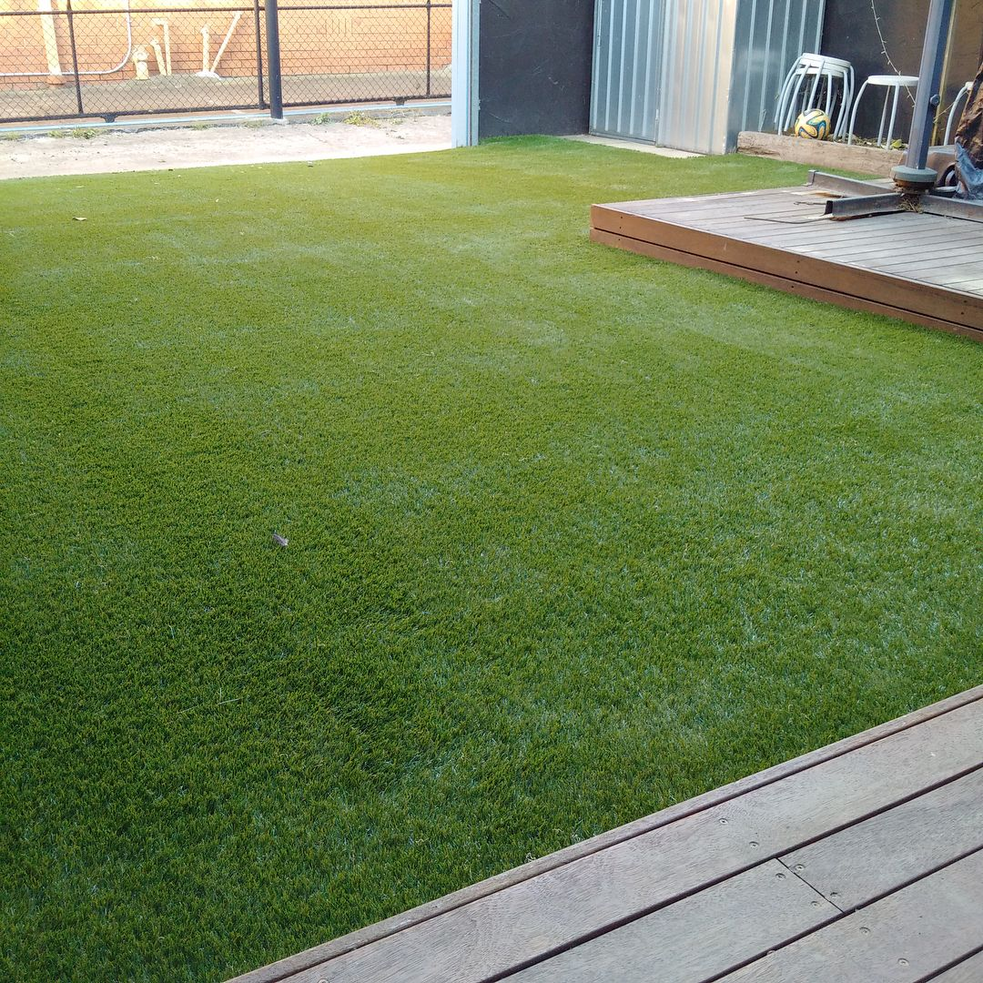 Lovely Installation Of Our Syntech 40 Turf For Scott In Thornbury. Great To  See How Much It Opens Up The Yard Space And Creates A Clean And Tidy Garden  To ...
