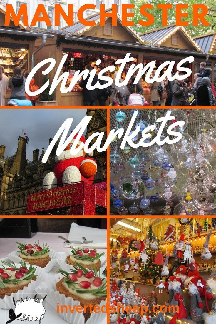 Manchester Christmas Markets what to do, see, eat and