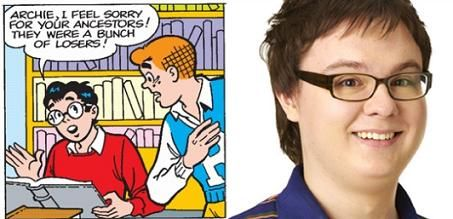 "Dilton Doiley:  Clark Duke (""Kick-Ass"", ""The Office"")? Source:  http://www.toplessrobot.com/2013/06/10_casting_suggestions_for_the_archie_film.php"