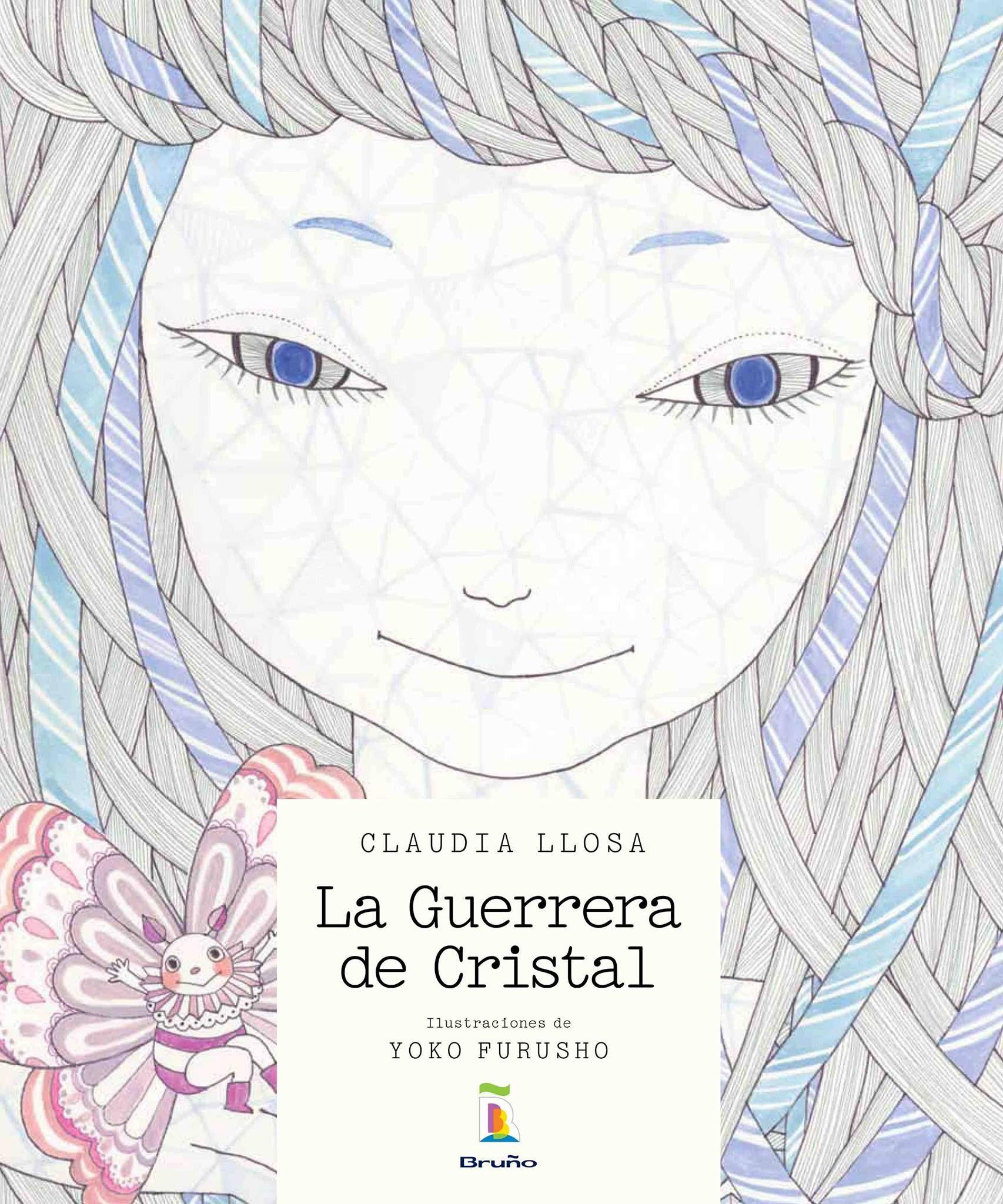 """La reconocida y premiada cineasta peruanaClaudia Llosa es ahora también una talentosa escritora. Ella acaba de publicar """"La Guerrera de Cristal"""", bajo el sello de la Editorial Bruño."""
