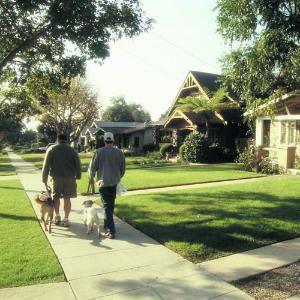 Een sfeer zoals op deze foto willen wij ook creëren in onze wijk. Deze foto straalt rust en ontspanning uit en laat verbondenheid met buurtbewoners zien. Dit willen wij terug laten komen in onze buurt. - Tessa