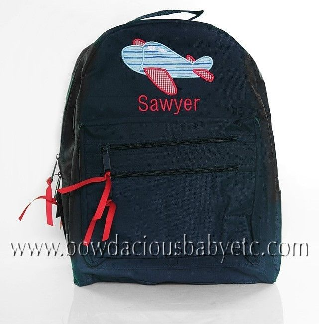 936c37fd374a Boys Personalized Backpack