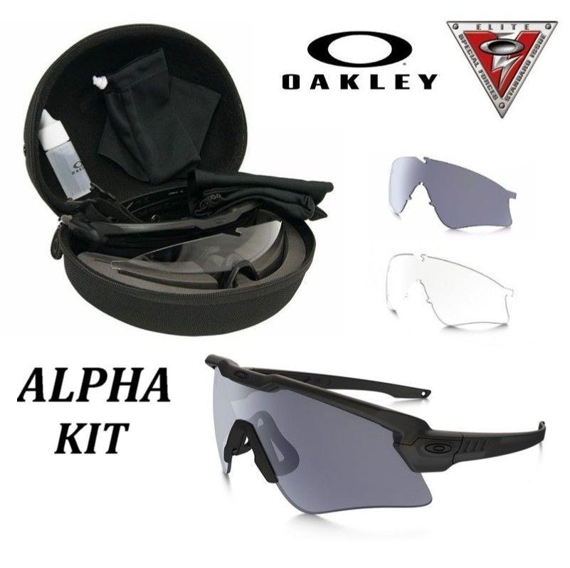Oakley SI Ballistic M Frame ALPHA Black KIT ( OO9296-05) | Oakley ...