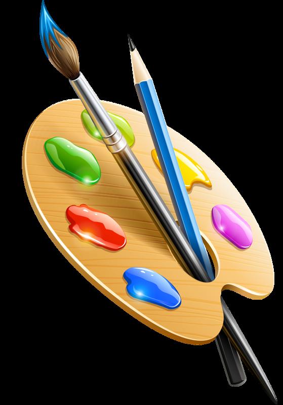 peinture,pinceaux,articles d ecoles Palette peinture