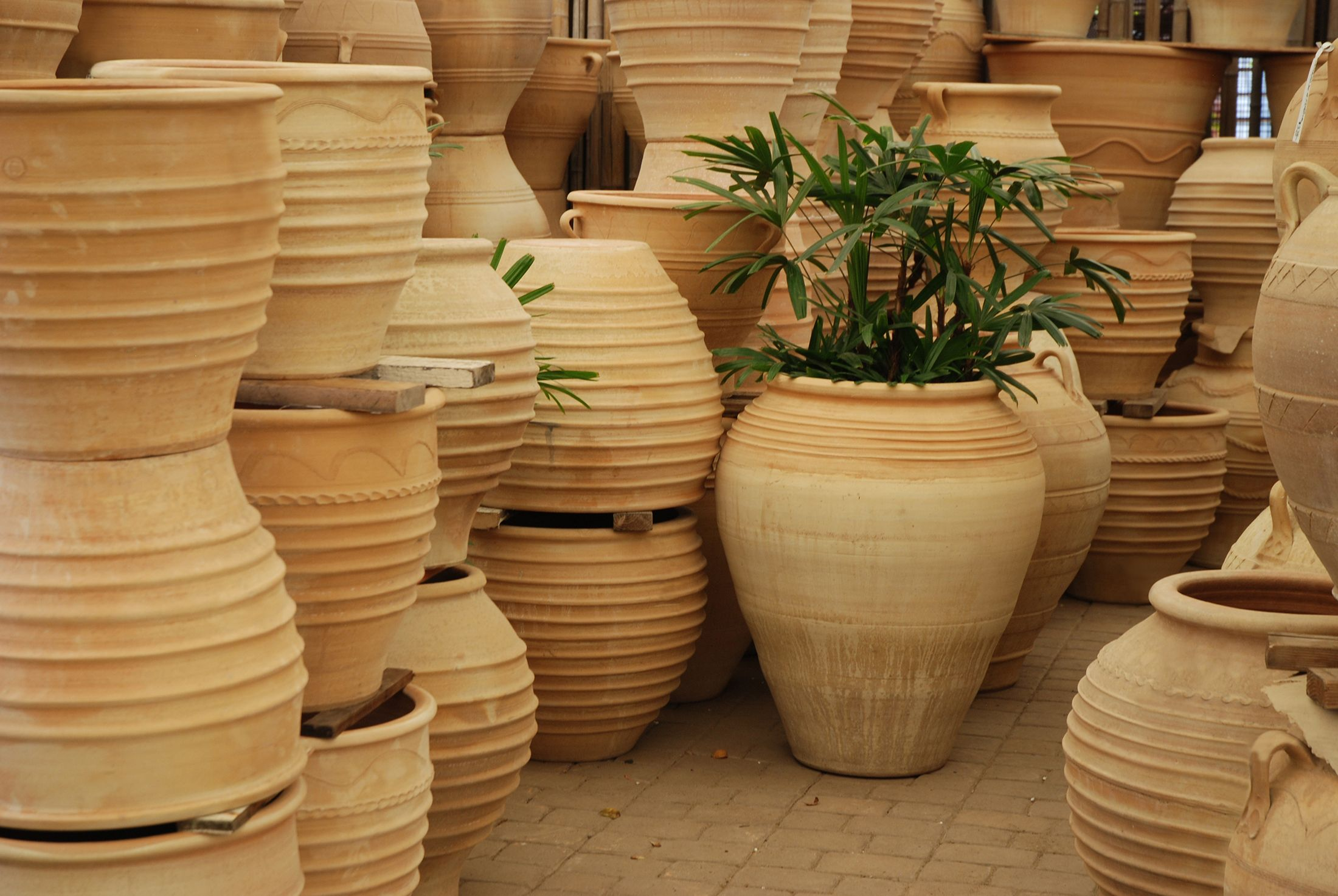 Italian Terracotta & Anduze Pots   Antique Italian & Garden Pottery ...