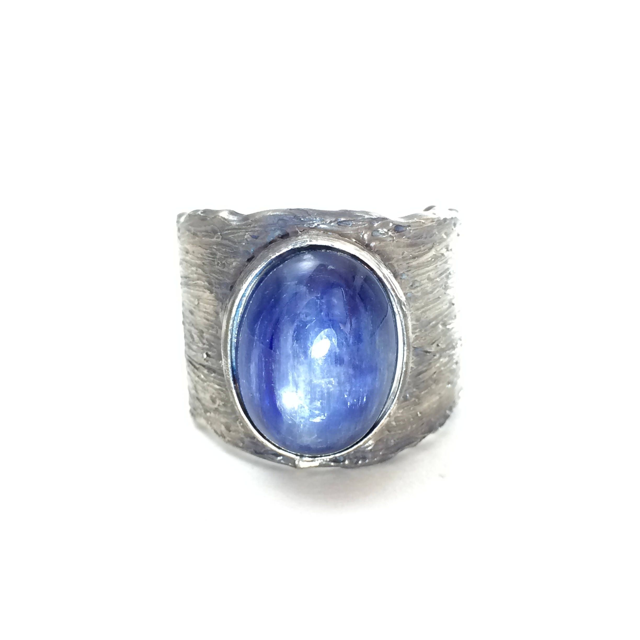 deka bohemian kyanite ring rings detailed store
