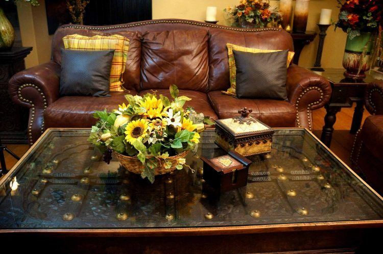 20 Beautiful Living Room Centerpiece Ideas for Your Home ...