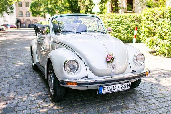 Vw Kafer Hochzeit Mit Drivy In 2019 Wedding Wedding Car Und