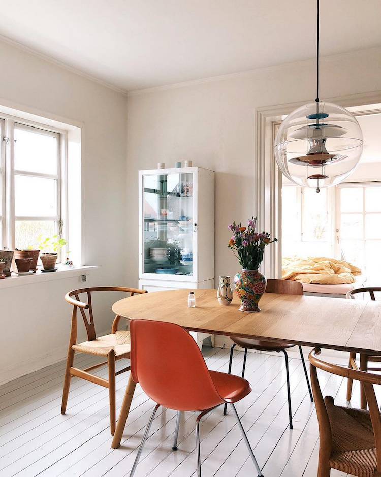 My Scandinavian Home Hygge And Pops Of Colour In A Danish Home My Scandinavian Home Home Interior