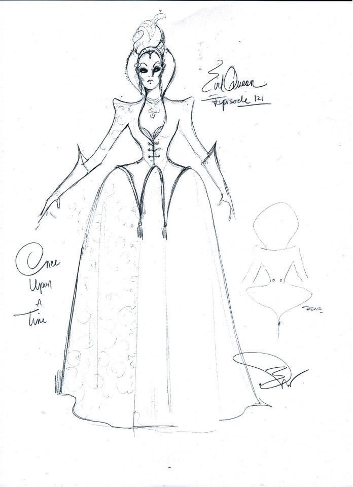 Pin On Evil Queen Design