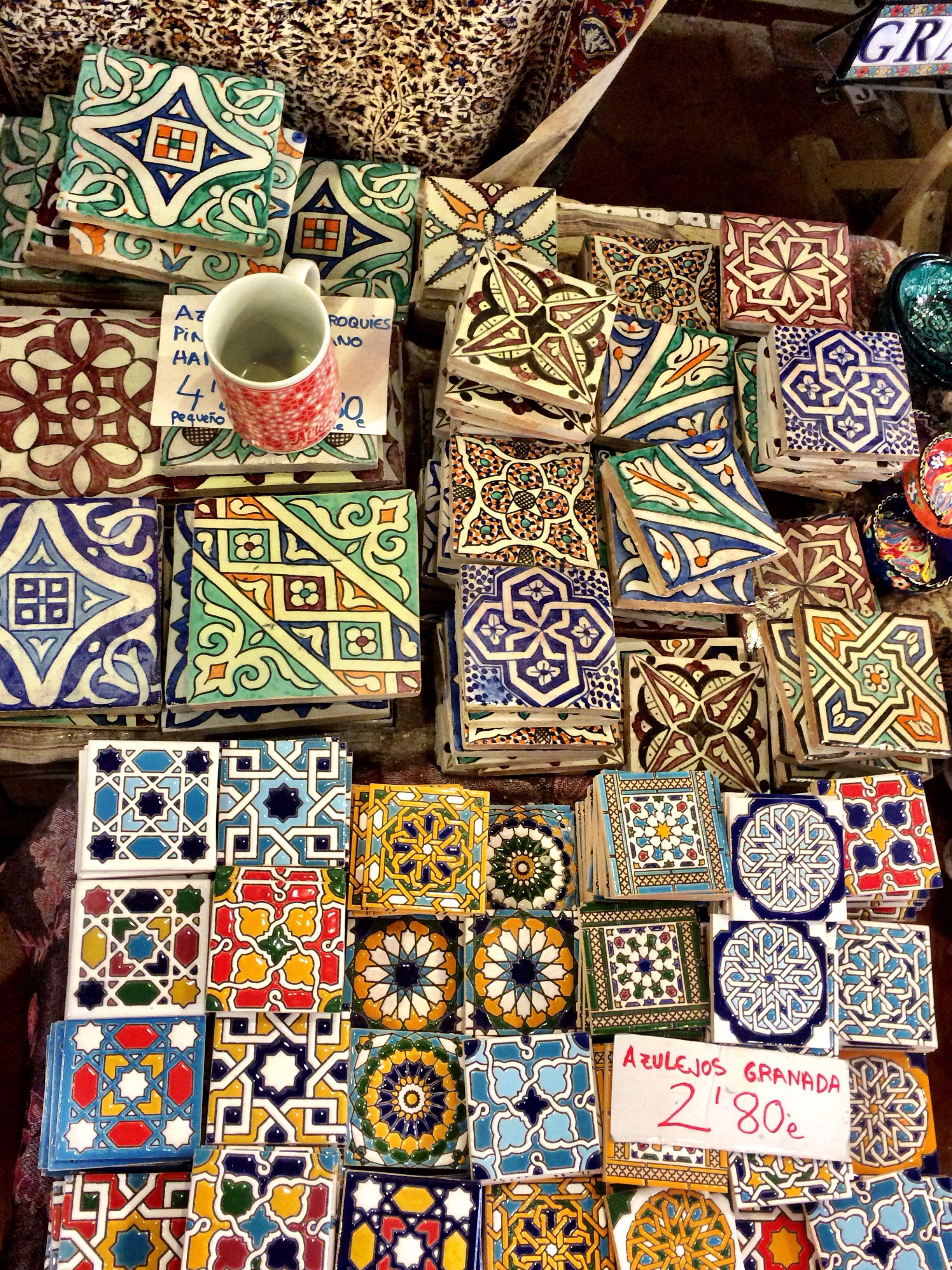 Moorish Tiles Custom Mosaic Art Custom Mosaic Tile Art