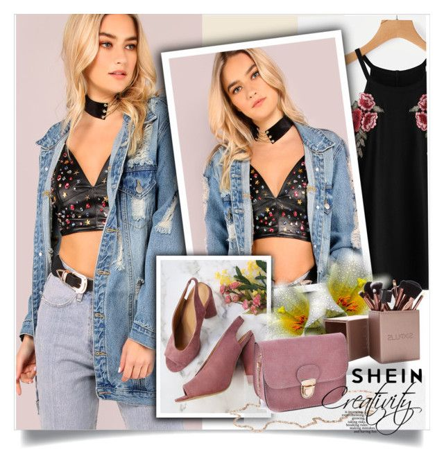 """""""SHEIN XIII/7"""" by creativity30 ❤ liked on Polyvore featuring shein"""