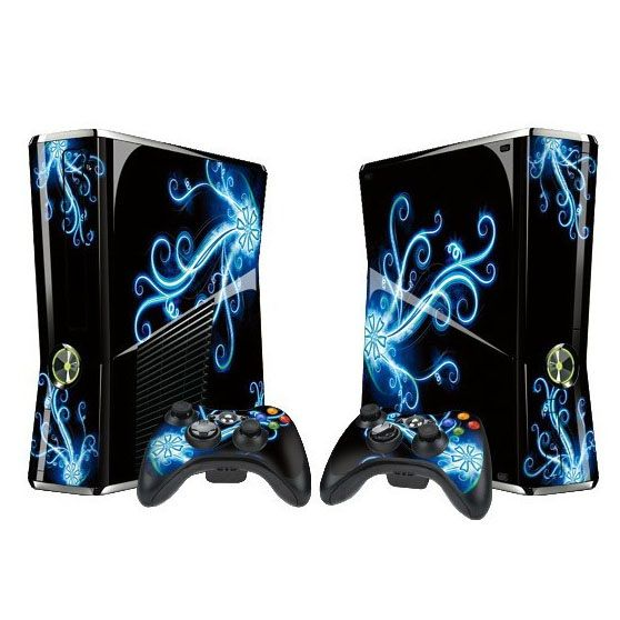 osell wholesale dropship The Bluelover Pattern Skin Sticker for XBOX360 $10.13