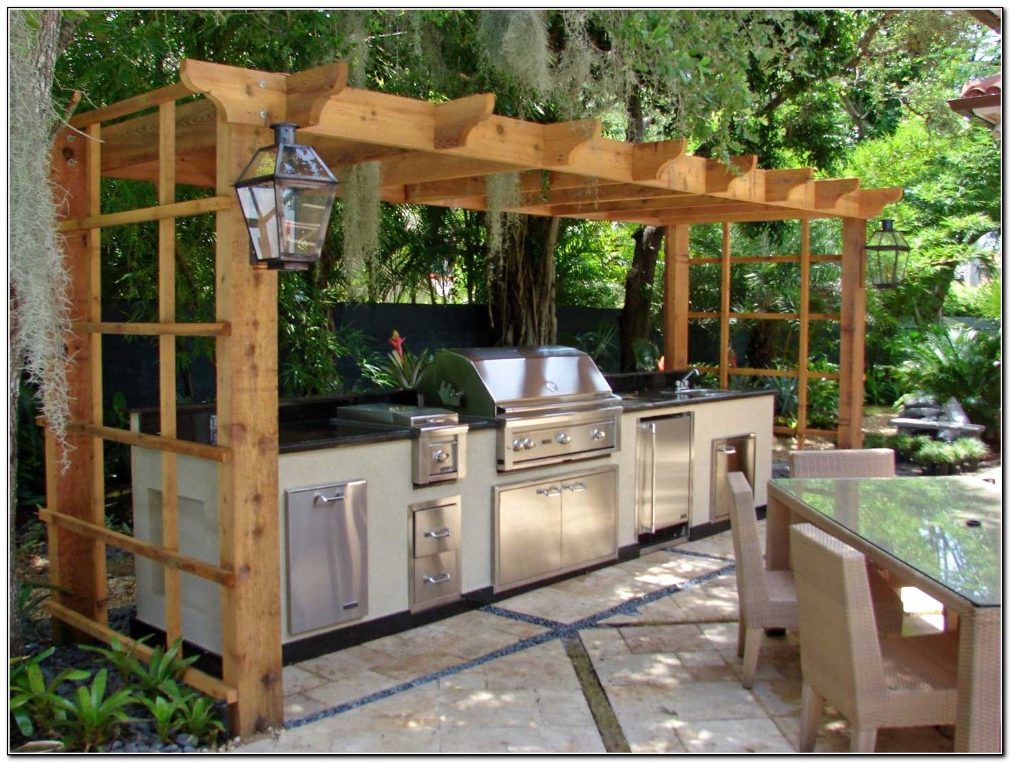 Outdoor Kitchen Designs Uk | Outdoor Dining | Pinterest | Outdoor ...