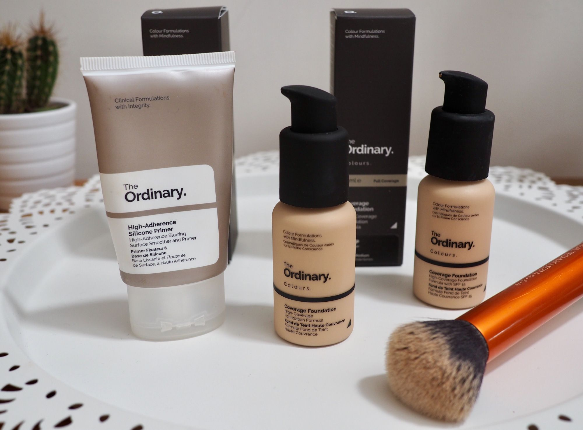 The Ordinary Colours Coverage Foundation Review