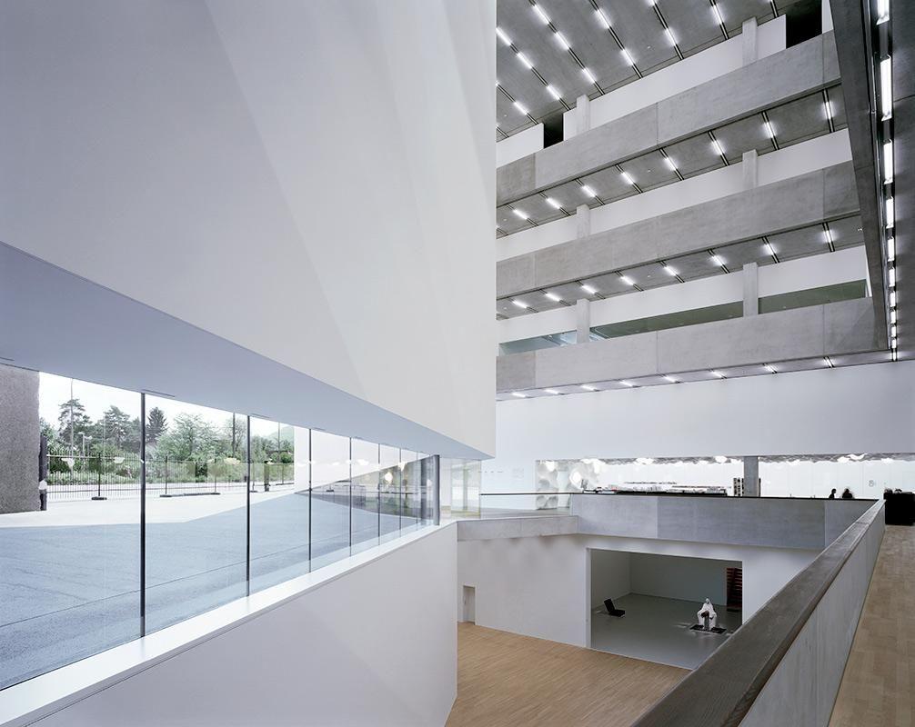 Architecture Schaulager Basel, Architecture, Design