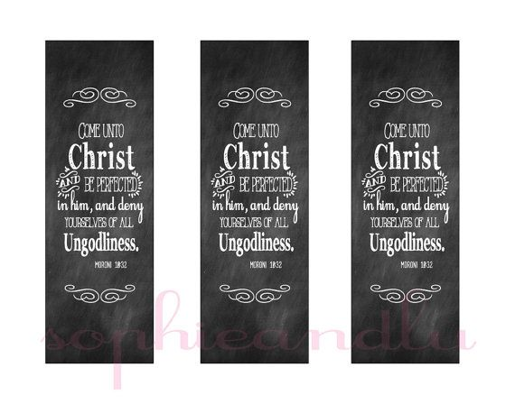 Come+unto+Christ+Bookmarks+LDS+Youth+Theme+2014+PDF+by+sophieandlu