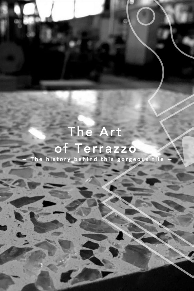 Discover What It Is That Makes Terrazzo So Unique In The