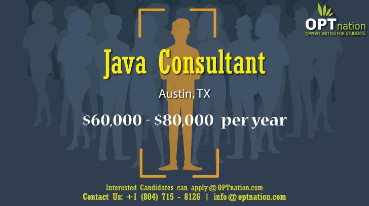We Re Hiring Java Consultant In Austin Tx Job Search Job Job S
