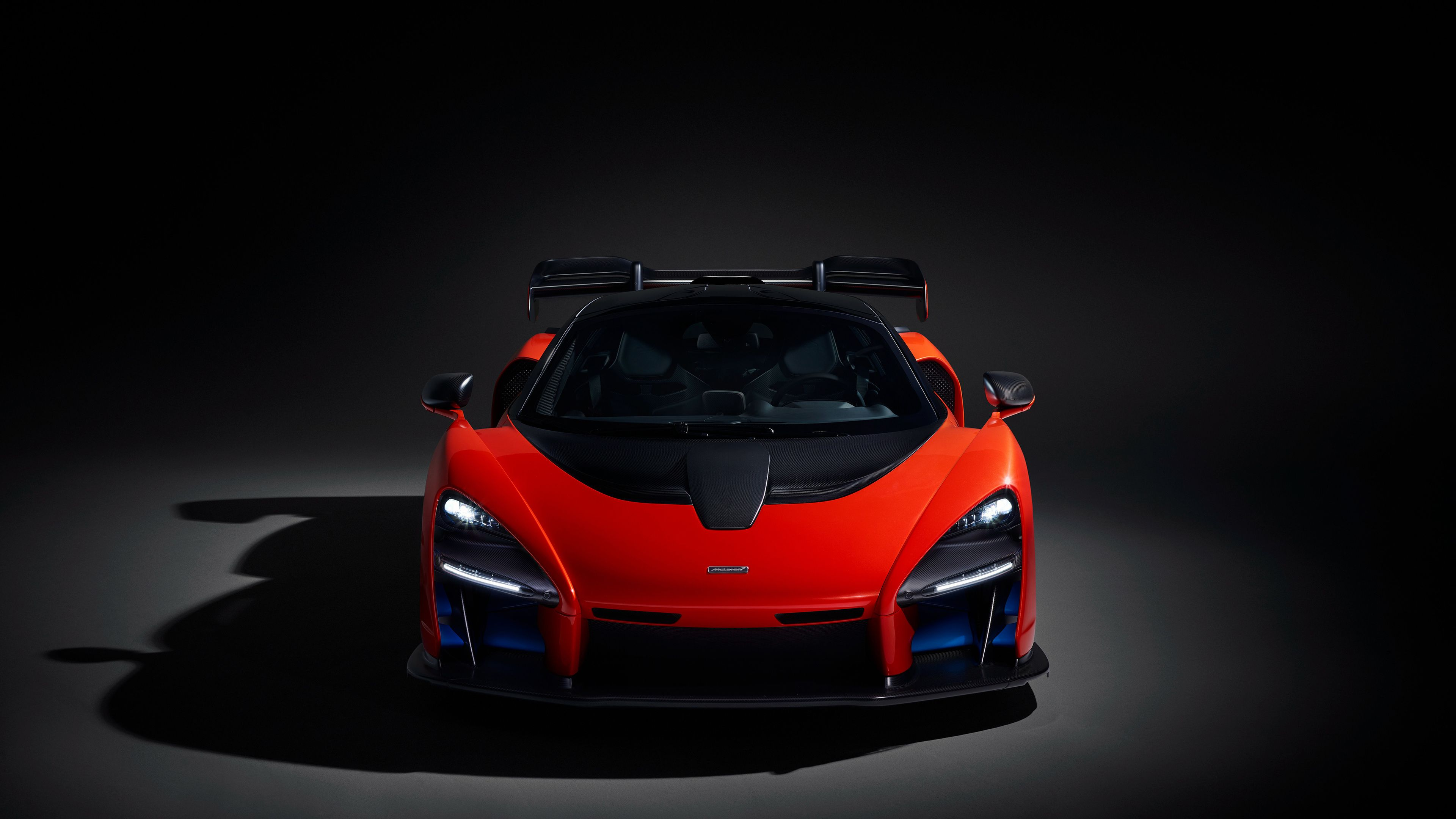 2018 Mclaren Senna Front View Mclaren Wallpapers Mclaren Senna Wallpapers Hd Wallpapers 4k Wallpapers 2018 Cars Wal Mclaren Road Car Super Cars New Mclaren