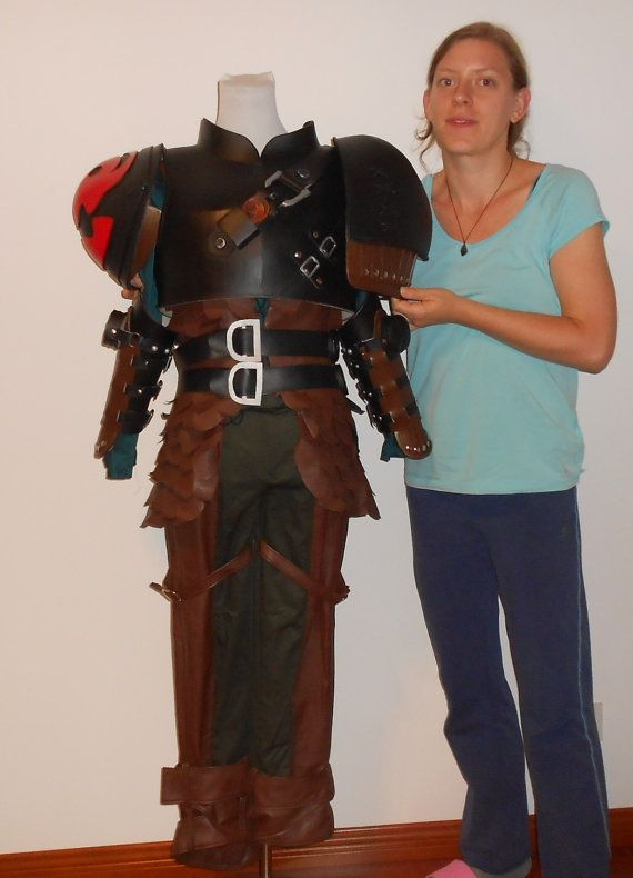 Hiccup Costume And Armor From How To Train Your Dragon 2 Cosplay