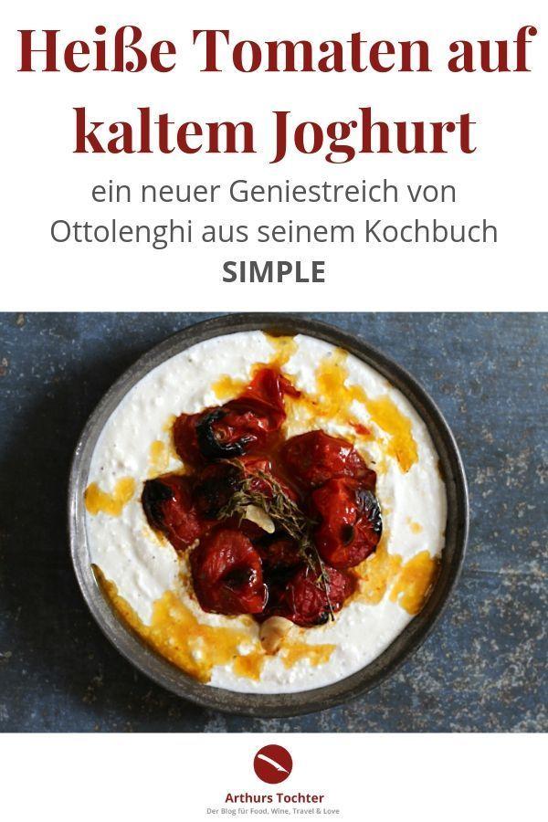 Ottolenghi: Rezept für heiße Tomaten auf kaltem Joghurt – so einfach, so köst…