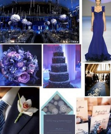Best Wedding Ideas Lovely Navy Blue Centerpieces Theme