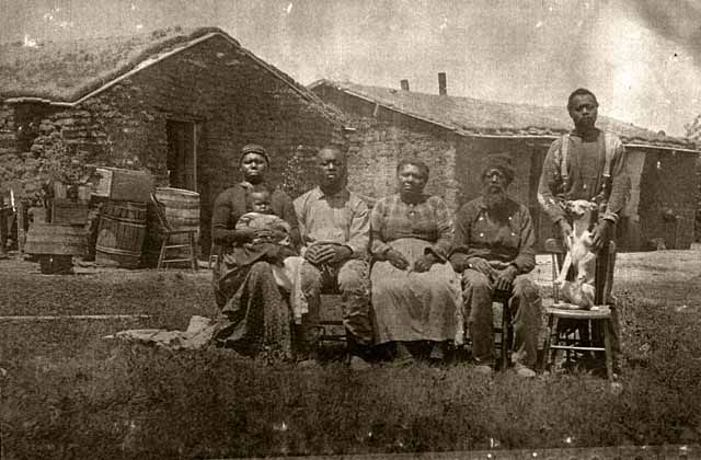 Jerry Shores' brother, Moses Speese, was also a former slave. Both the Shores and the Speese families stayed in Custer County for years, Moses later becoming the well known chef at Broken