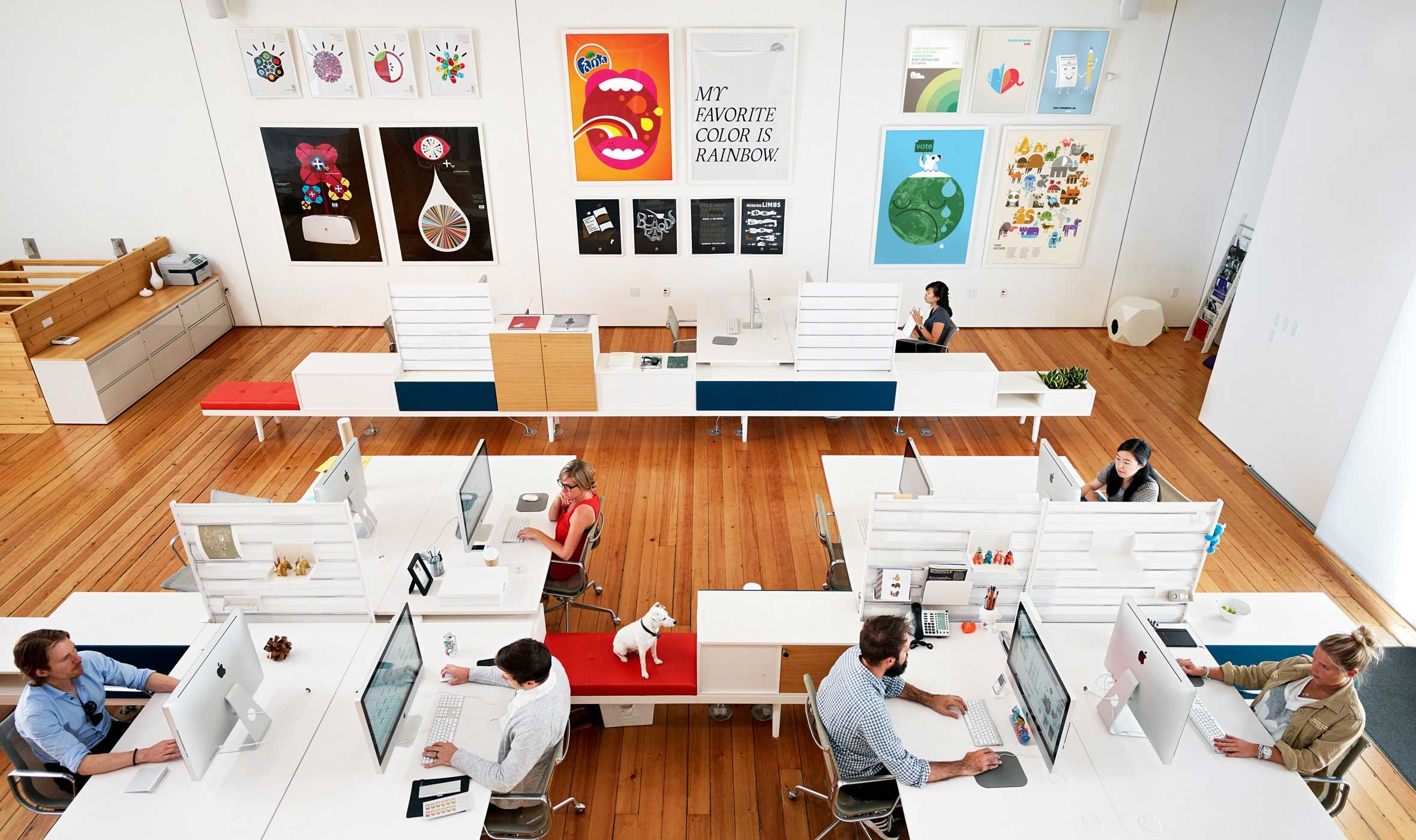 Office is a San Franciscobased brand strategy and design firm