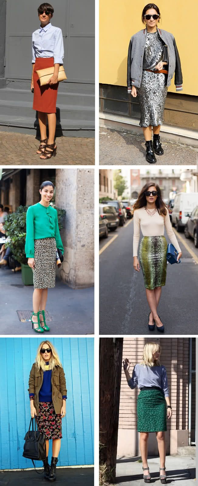 The Pencil Skirt Revolution.