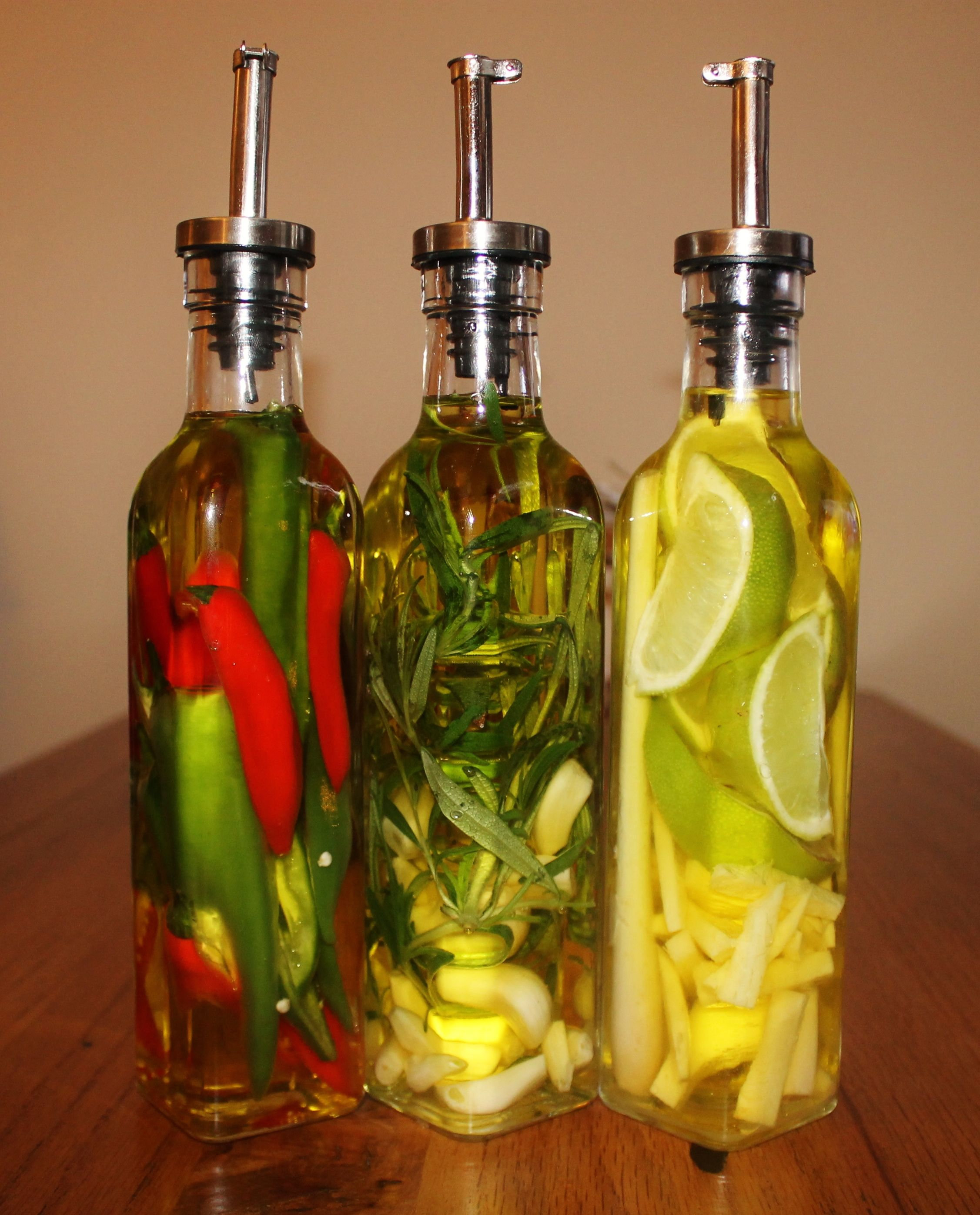 herbed vinegars great kitchen gift idea from homemade goodness