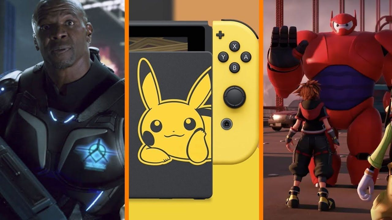 Xbox Didn T Need Crackdown 3 Pokemon Edition Switch Incoming Big Hero 6 In Kingdom Hearts 3 Youtube Big Hero 6 Big Hero Kingdom Hearts 3