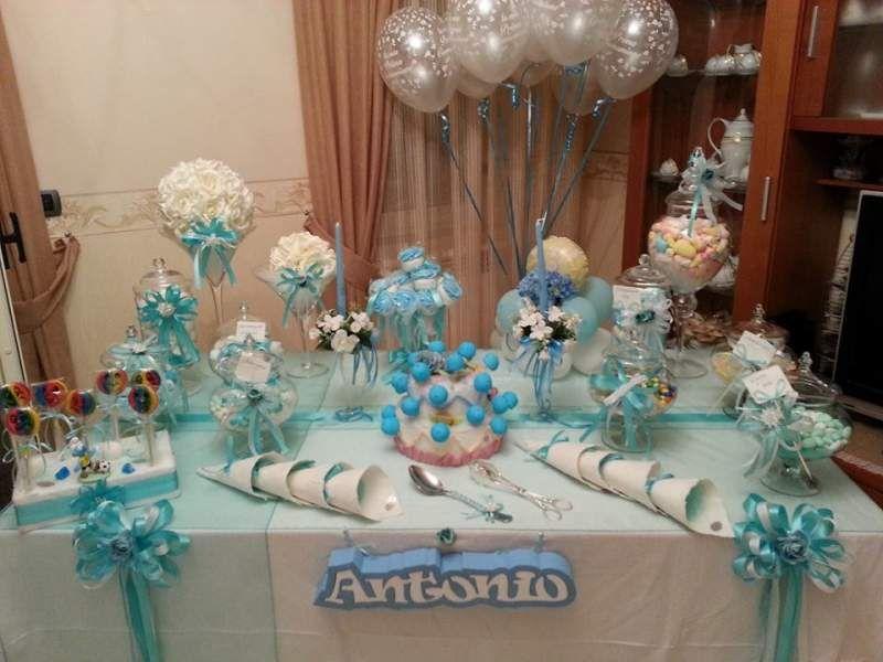 Caramellate E Confettate Festa Di Battesimo Battesimo Palloncini Per Baby Shower