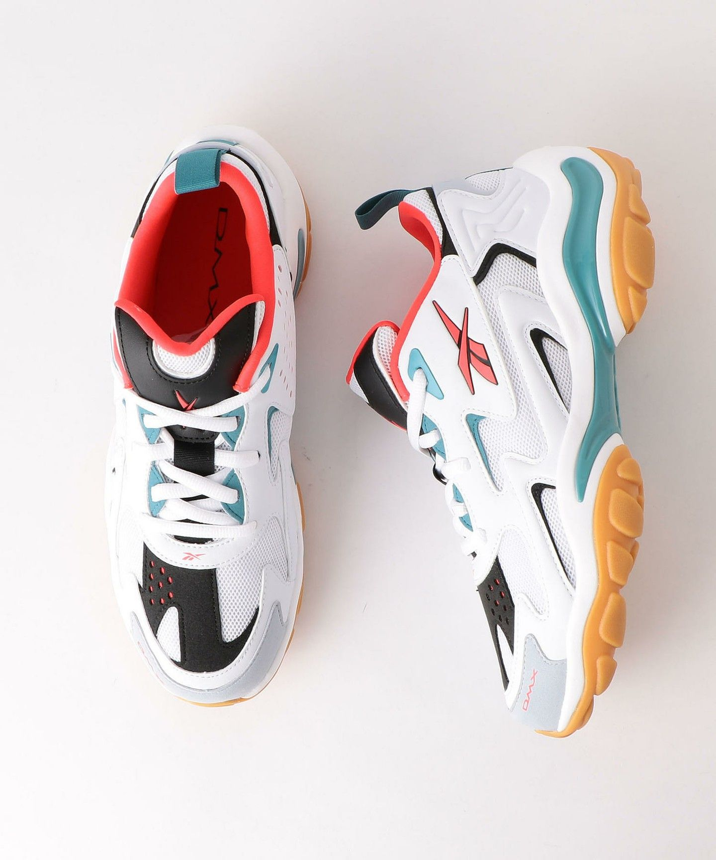 huge selection of ef388 1d620 Reebok DMX 1600 On Shoes, Crazy Shoes, Shoes Sneakers, Sneakers Fashion, Me
